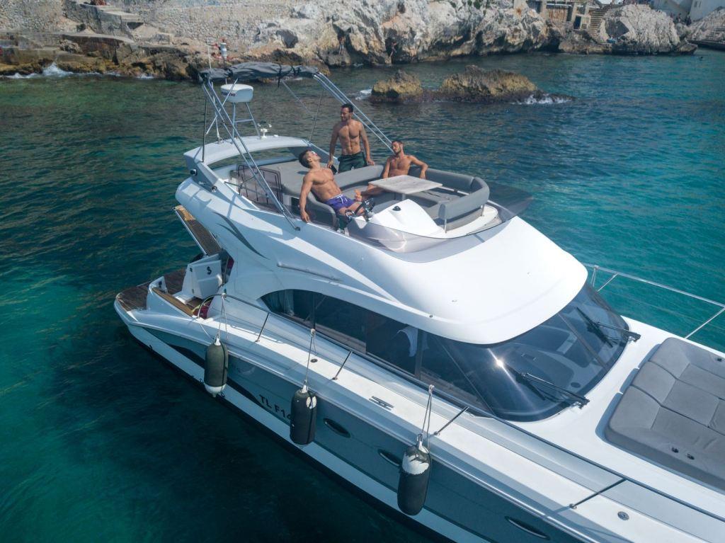Caïpi Yachting - Journée bateau - Marseille & Cassis