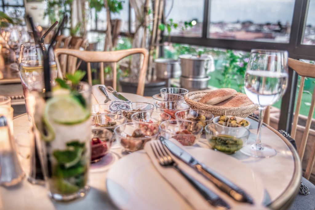 Le Salama Marrakech - Restaurant - Morocco