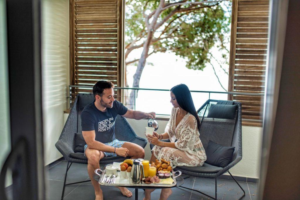 Hotel Moby Dick | Santa Giulia | Breakfast