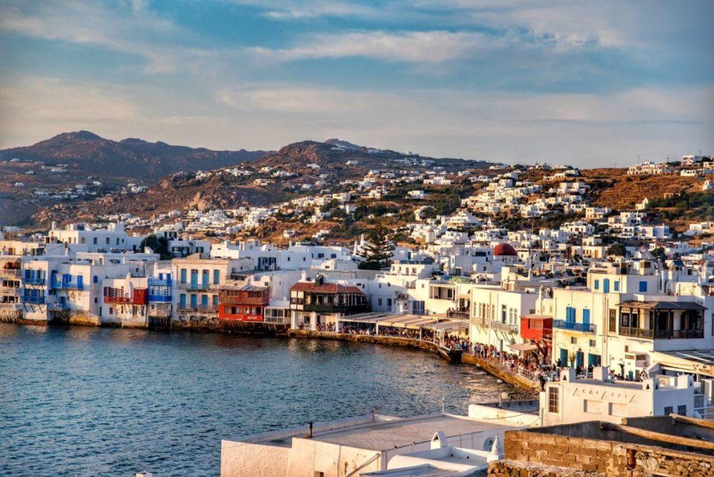 Grèce | Ville de Mykonos | La petite Venise