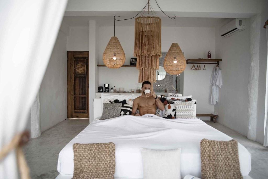 Isla Mujeres - Icaco Island Hotel room