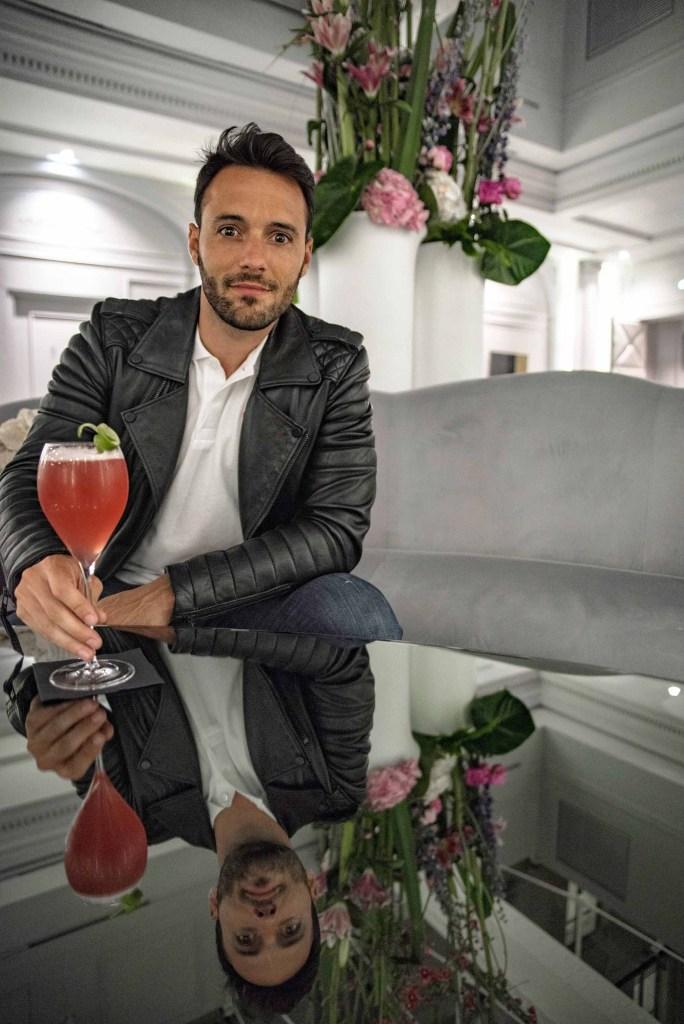 Bar | cocktail au Boscolo Hôtel 5 étoiles Lyon