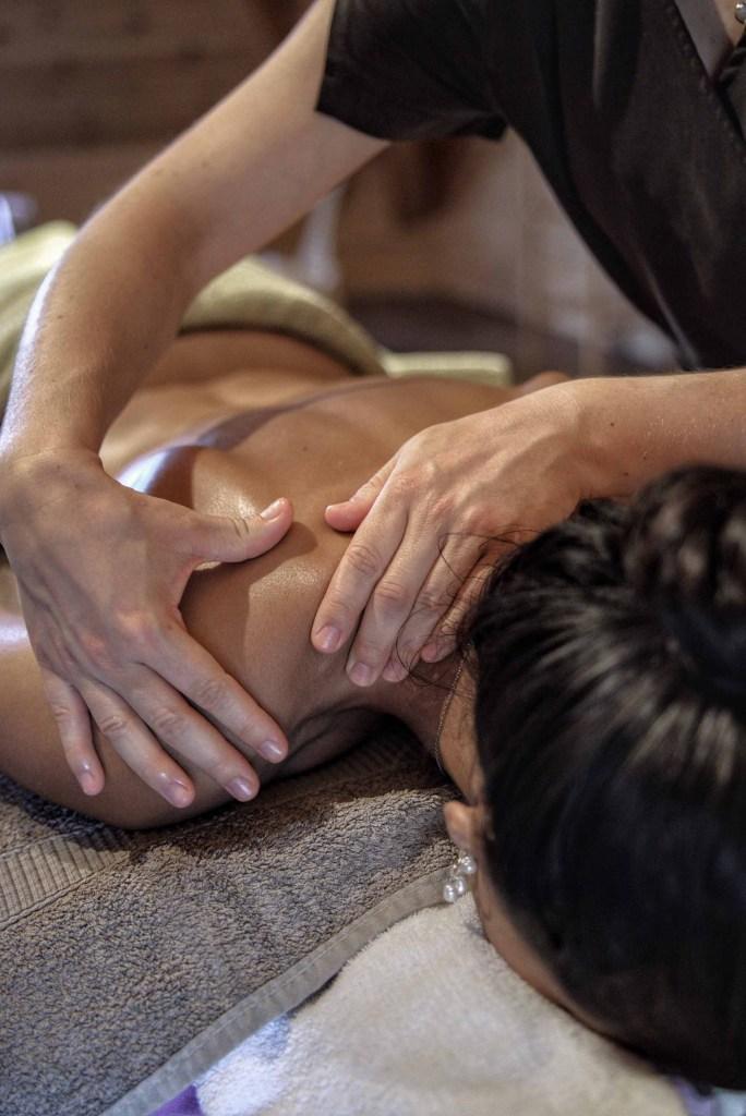 Session massage seul ou en duo
