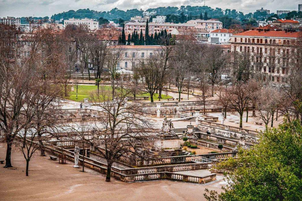 Les Jardins de la Fontaine - Parc Public