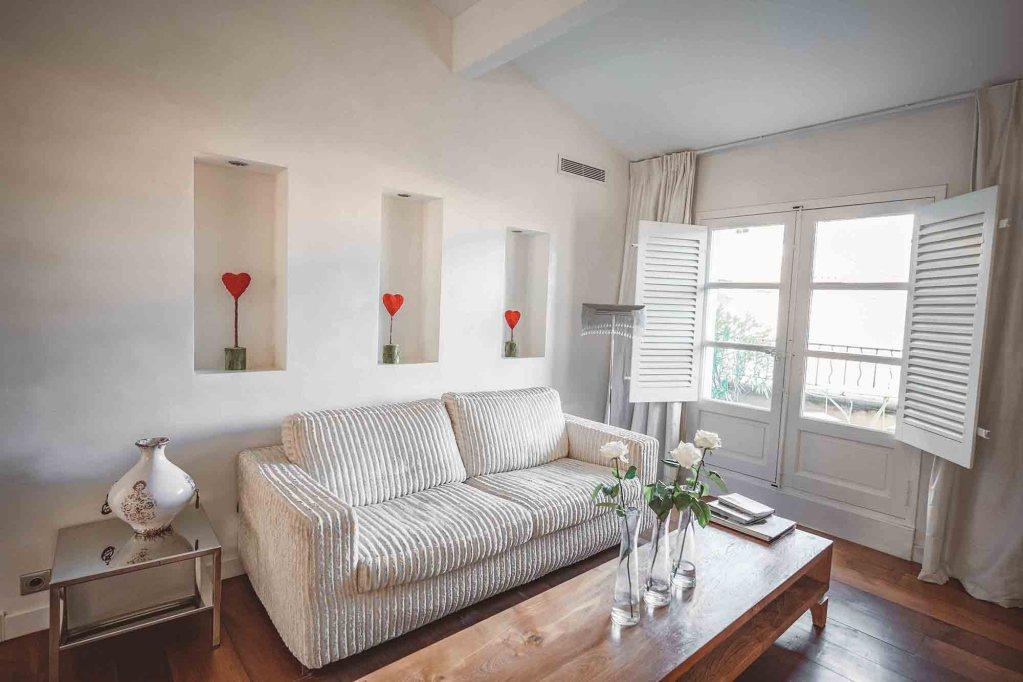 La Maison d'Aix - Love Suite Salon