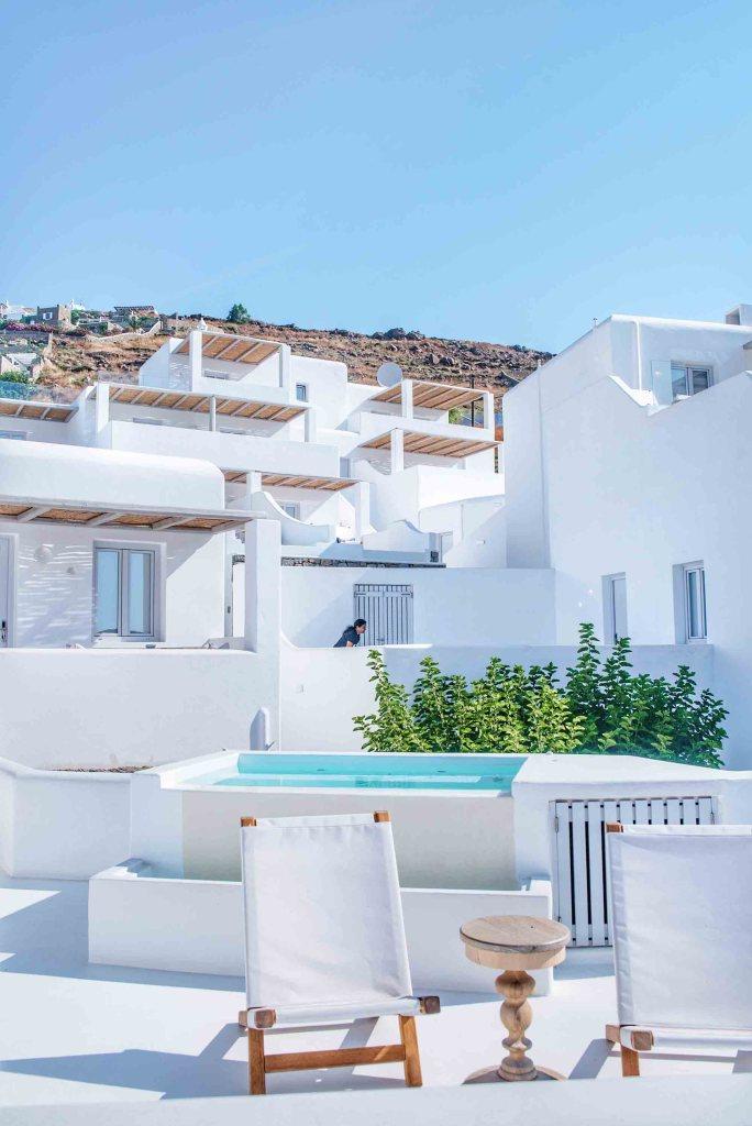Mykonos | Katikies Hôtel 5 stars