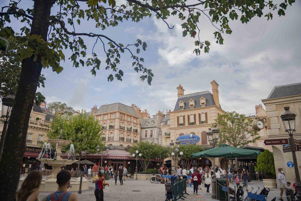 Attraction Ratatouille - L'aventure totalement toquée de Remy