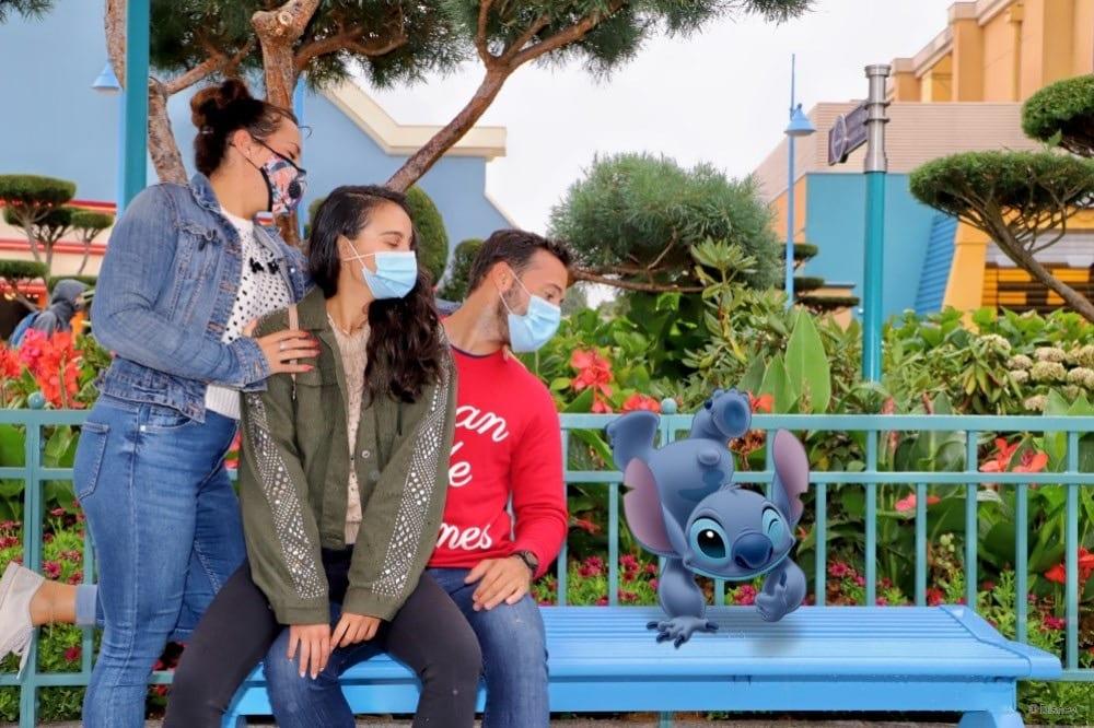 Moment Fun à Disneyland Paris