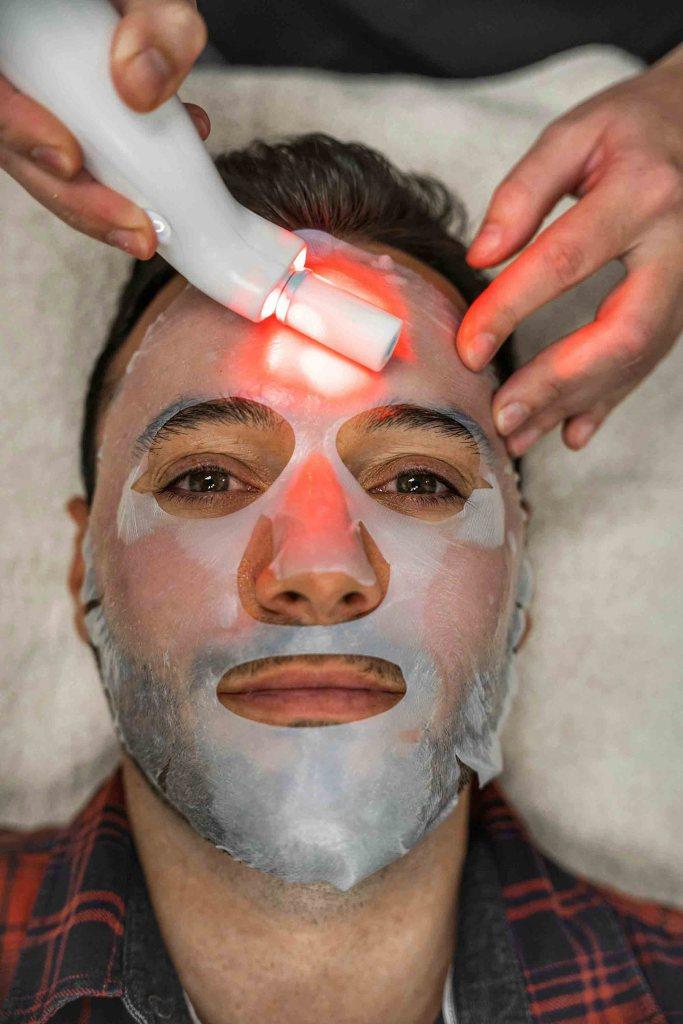 Bloomea Luminothérapie Men Skin Care