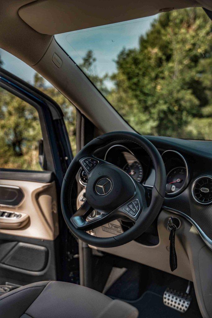 Van Mercedes Marco Polo