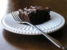 Chocolate Cake Conspiracies