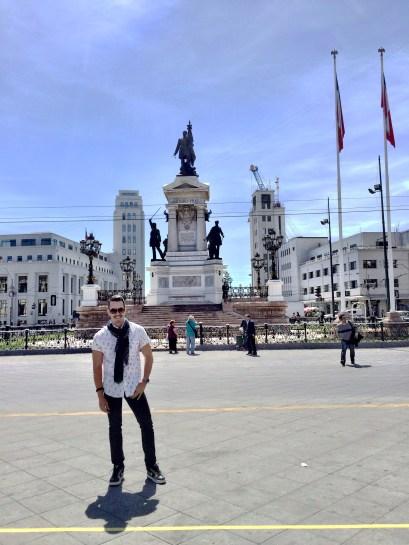 Valparaíso: Plaza Sotomayor