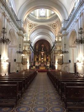 Centro Histórico: Catedral Metropolitana