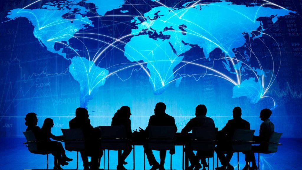 pemasaran internasional dan global