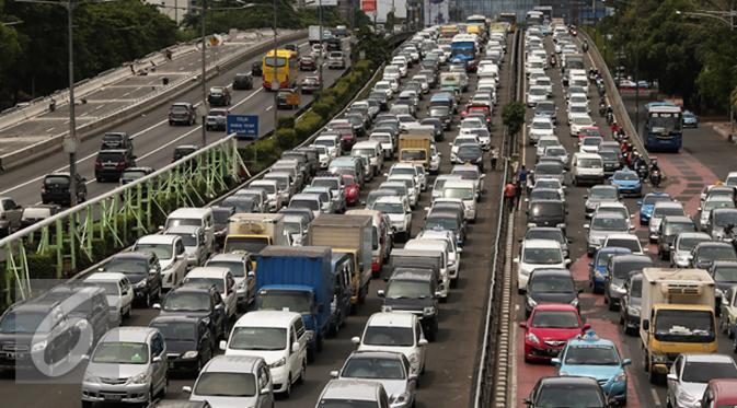 akibat kemacetan jakarta butuh coworking space