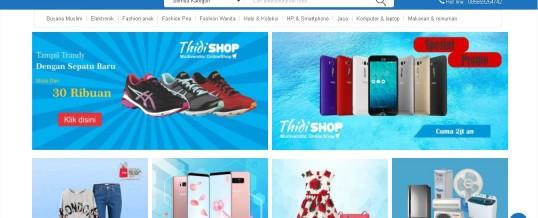 Thidishop Multivendor OnlineStore V2