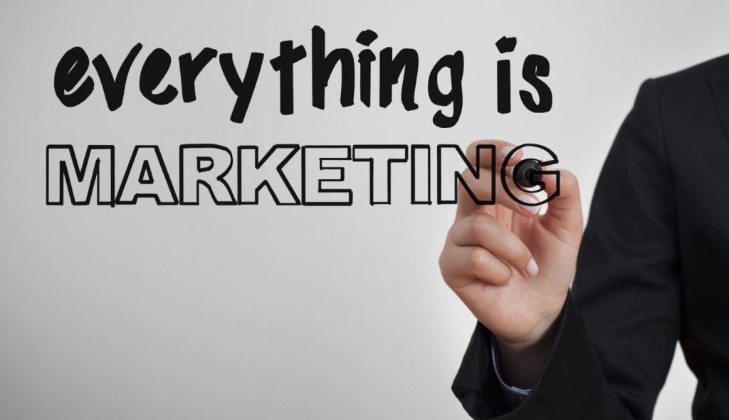 marketing adalah kegiatan penting perusahaan