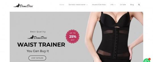 Demidici Waist Trainers Online Shop