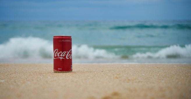 coke-on-the-beach
