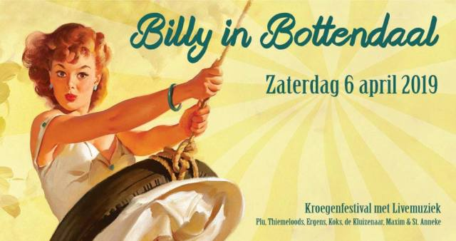 Billy in Bottendaal 2019