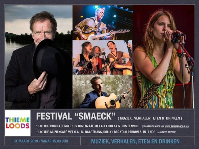 SMAECK festival thiemeloods