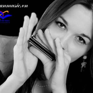 Học Chơi kèn Harmonica