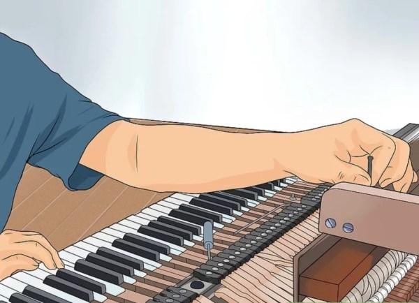 Bảo quản đàn piano 6