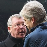 Sir Alex Furguson và Arsen Wenger