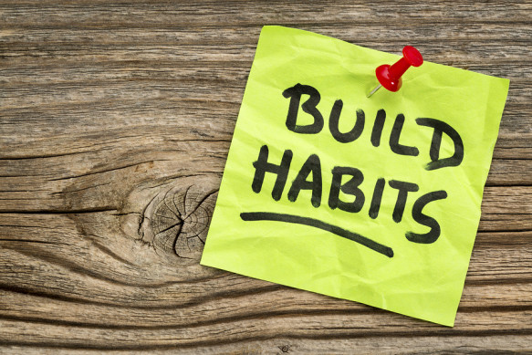 Build my good habits