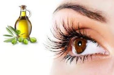 Công dụng của dầu oliu-làm đẹp mi