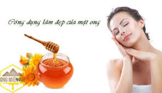 Công dụng của mật ong - dưỡng da