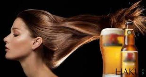 Cách trị rụng tóc hiệu quả bằng bia+mật ong.