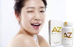 AZ White-Hòa quyện cùng các chiết xuất thiên nhiên