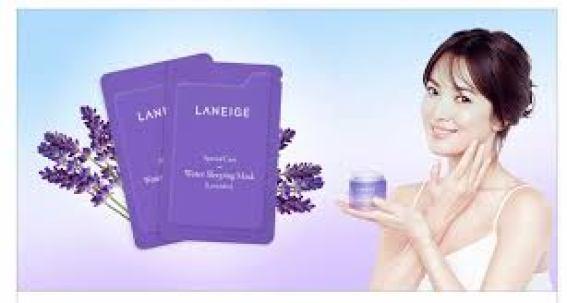 Tinh dầu oải hương ( lavender ) được sử dụng rất nhiều trong việc làm đẹp