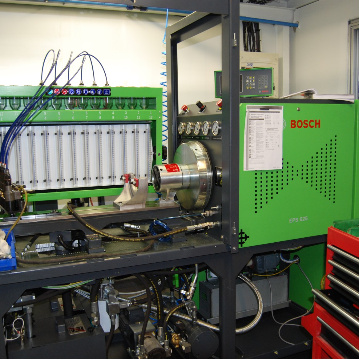 Banc essai Pompe à injection Bosch EPS 625