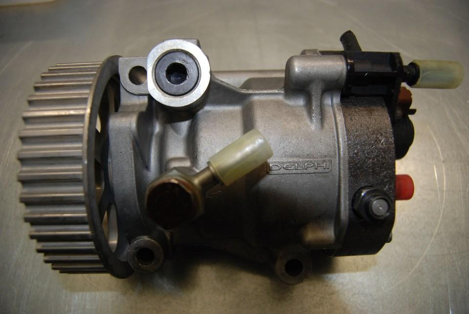 Pompe haute pression reconditionnée