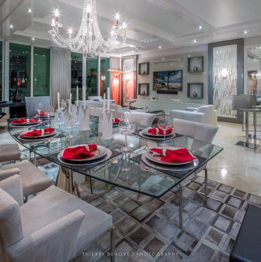 Home Interior Design Decoration in Boca Raton, Florida by Zelman Style Interiors