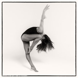 Alicia Kingsley Ballet Dancer Photo Effect Part 02