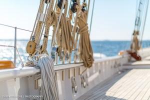 Columbia Gloucester Fishing Schooner