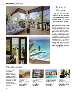 Zemi Beach inside Key Biscayne Magazine