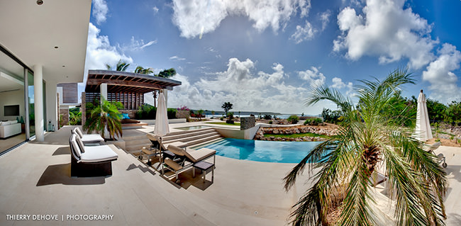 Caribbean Panoramic Photos from Anguilla