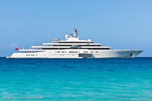 Matthew Trustam Yacht Designer