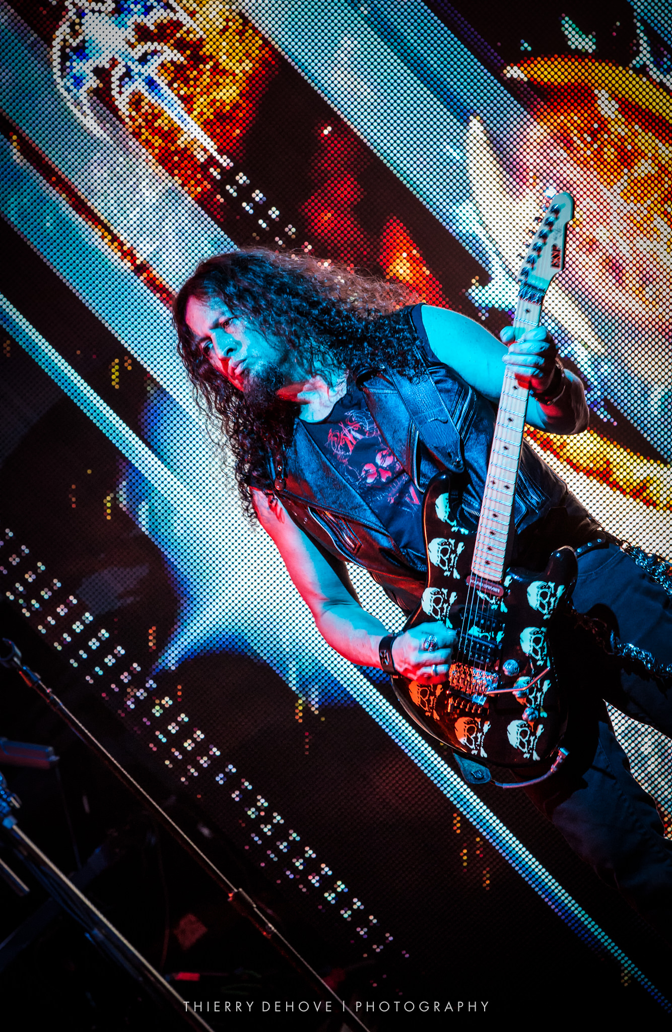 Queensrche Performs At The Culture Room In Fort