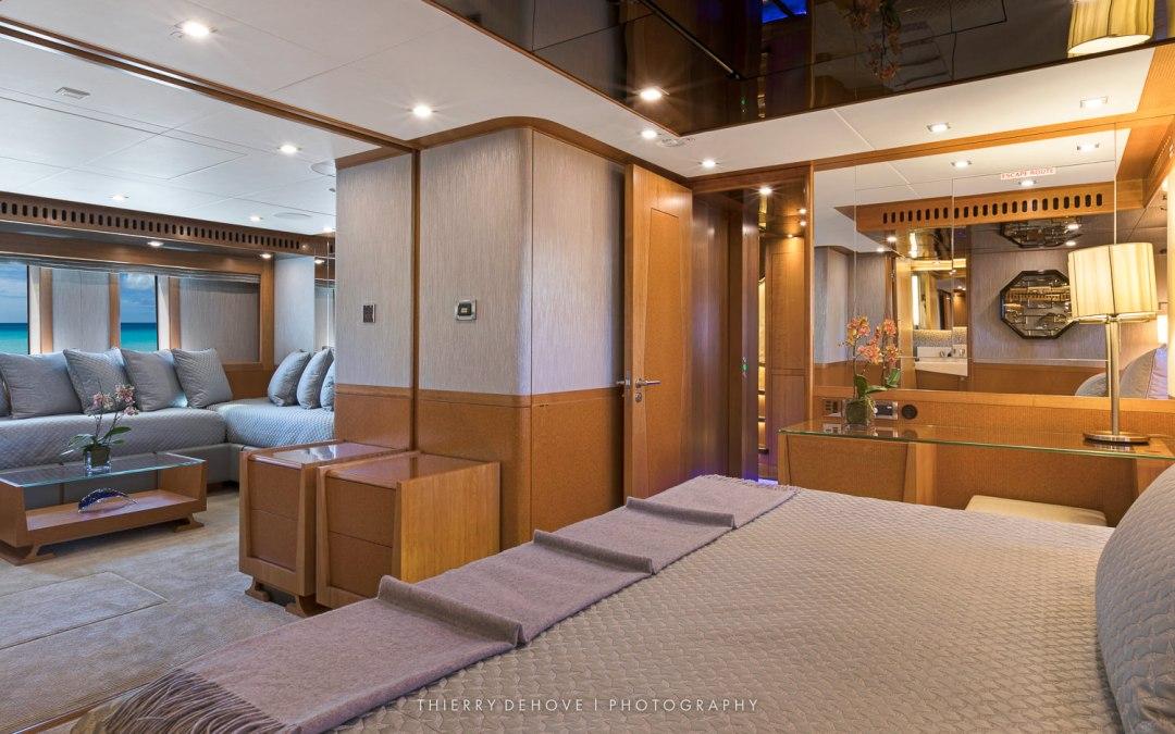 Serenity Luxury Yacht 133 Interior