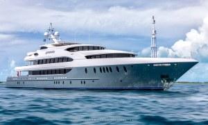 Motor Yacht Sovereign 180' by Newscastle Marine