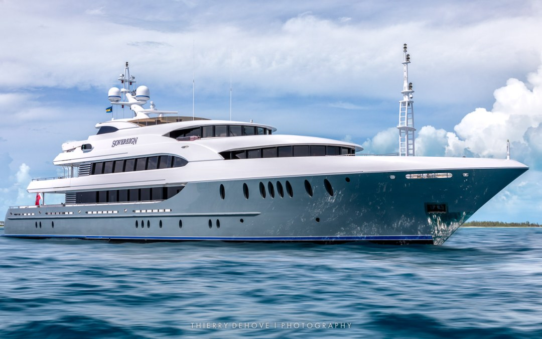 Motor Yacht Sovereign 180′ by Newcastle Marine