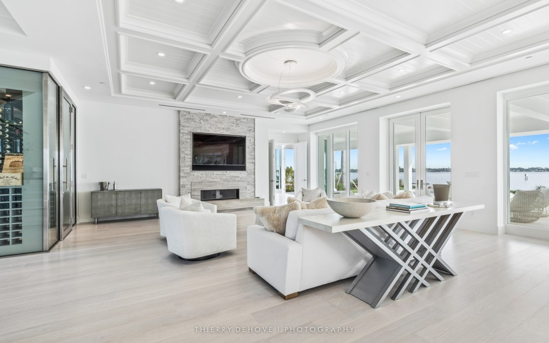 Luxury Villa by GS4 Studios by Peter Stromberg in Stuart, Florida
