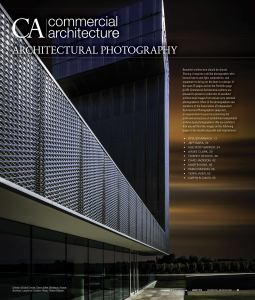 2018 Commercial Architecture Architectural Photography issue