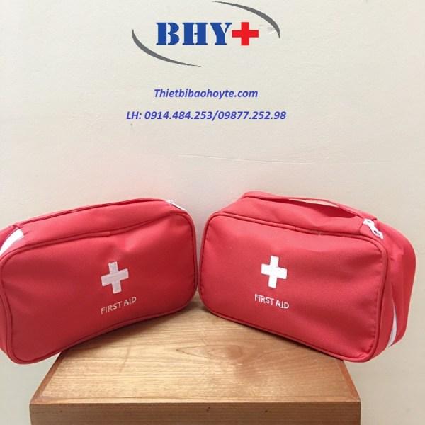 túi y tế mini first aid