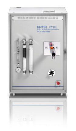 máy phân tích co2, h20 cw 800 eltra